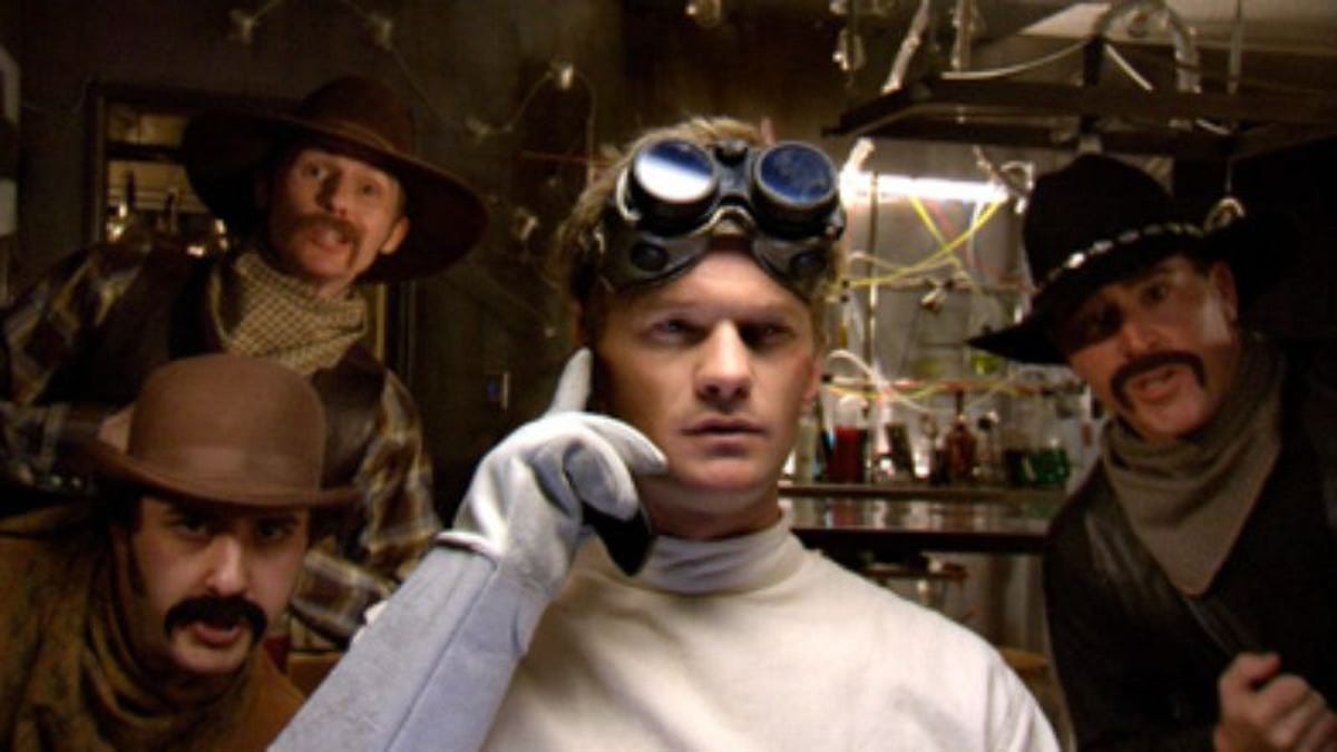 "You can make your computer ""sing"" Dr. Horrible's ""Bad Horse"" song to you"