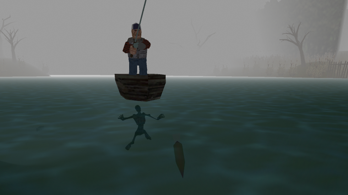 Game Jam Combines Fishing And Horror Genres To Great Effect