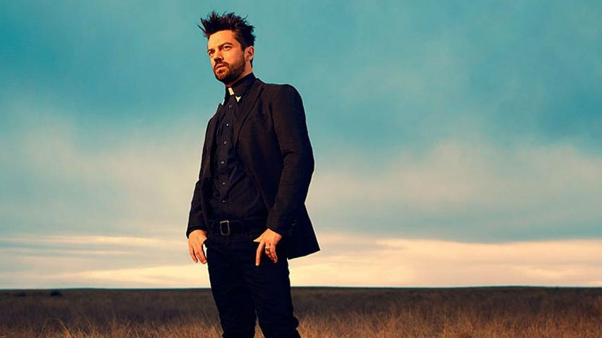 Watch the Shocking First Four Minutes of Preacher, Right Here