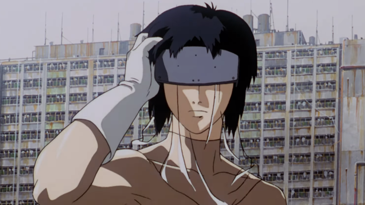 Original Ghost In The Shell Finally Coming To 4k In September