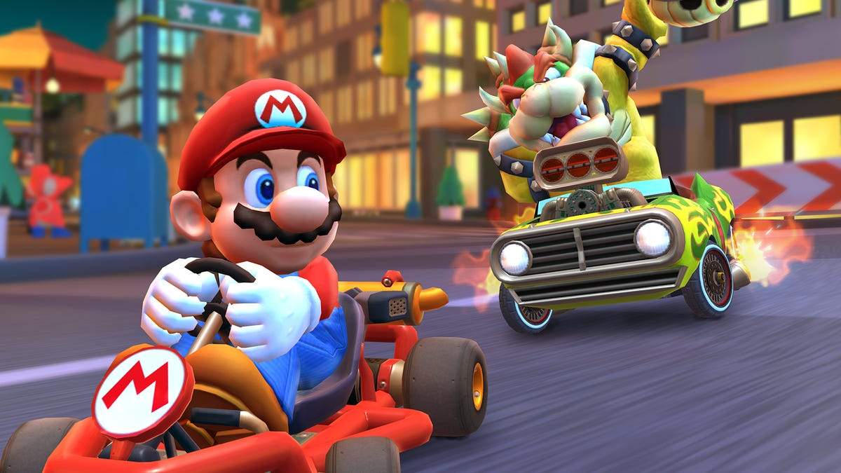 Mario Kart 7 matchmaking