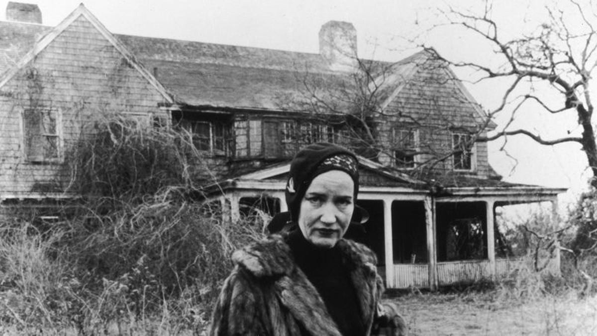 The Grey Gardens house is up for sale