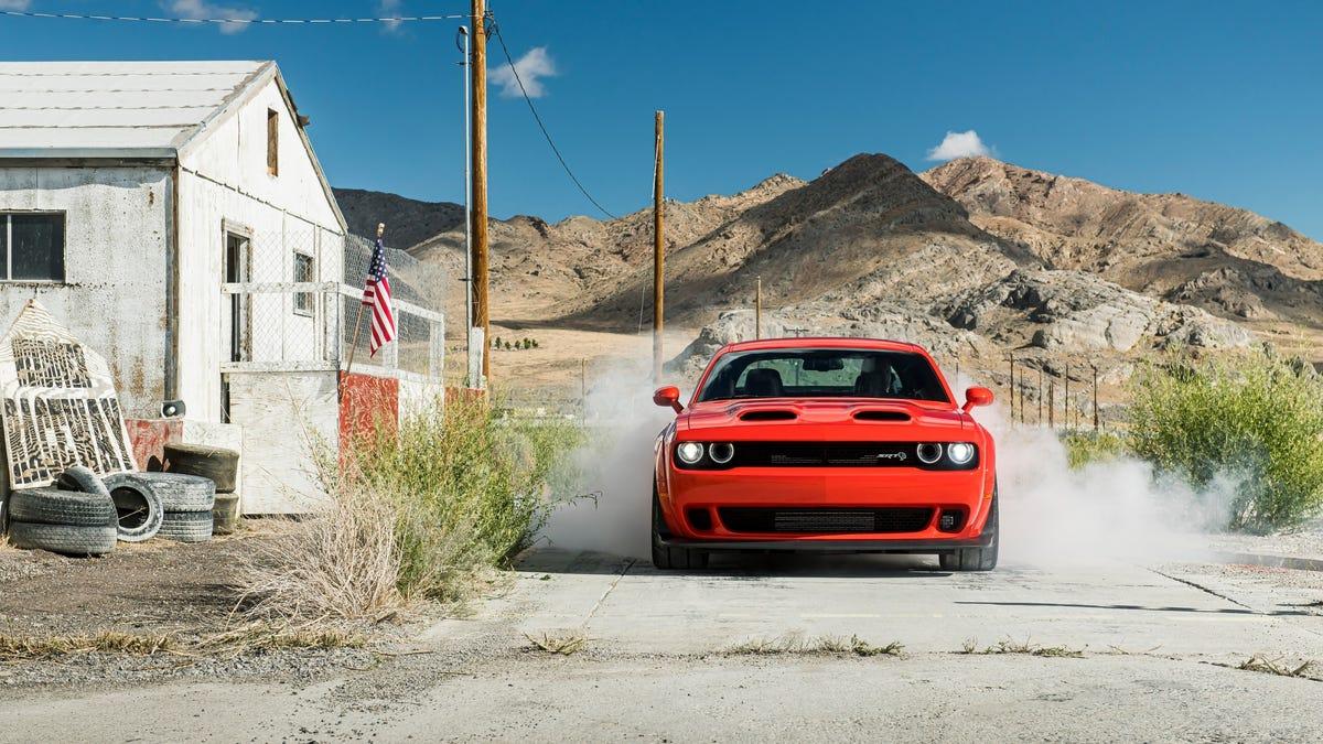 Which Car Company Will Make The Last V8?