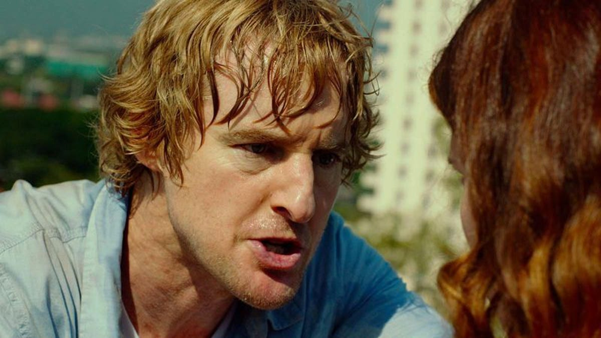 Anaconda Movie Hot Scene owen wilson on getting swallowedan anaconda and beaten