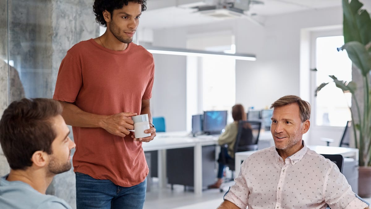 Learned Coworker Always Has Heard Good Things About Whatever Piece Of Media Being Discussed