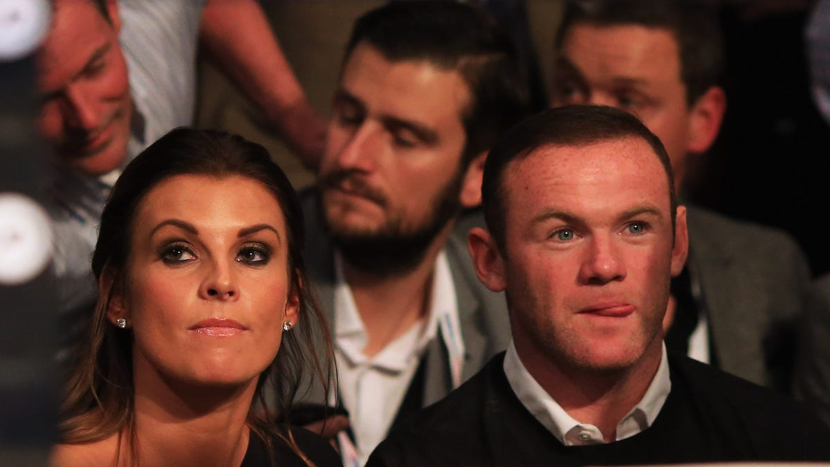 Coleen Rooney Catching A Fellow WAG Snitching To The Tabloids Is The Best Sports Scandal Of The Year