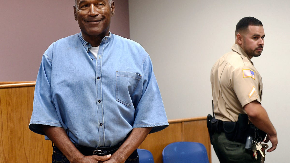 O.J. Simpson Sues Cosmopolitan Hotel For Defamation, But Not TMZ