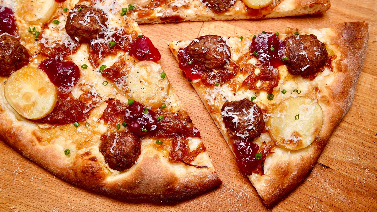 IKEA meatballs always have your back—even on pizza
