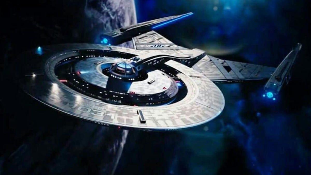 An Original Star Trek Movie Is Coming From Discovery's Kalinda Vazquez