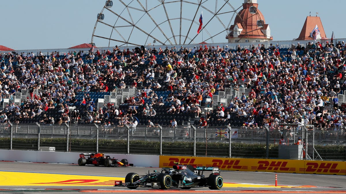 Formula One's Biggest COVID-19 Scare Was Due To A Translator