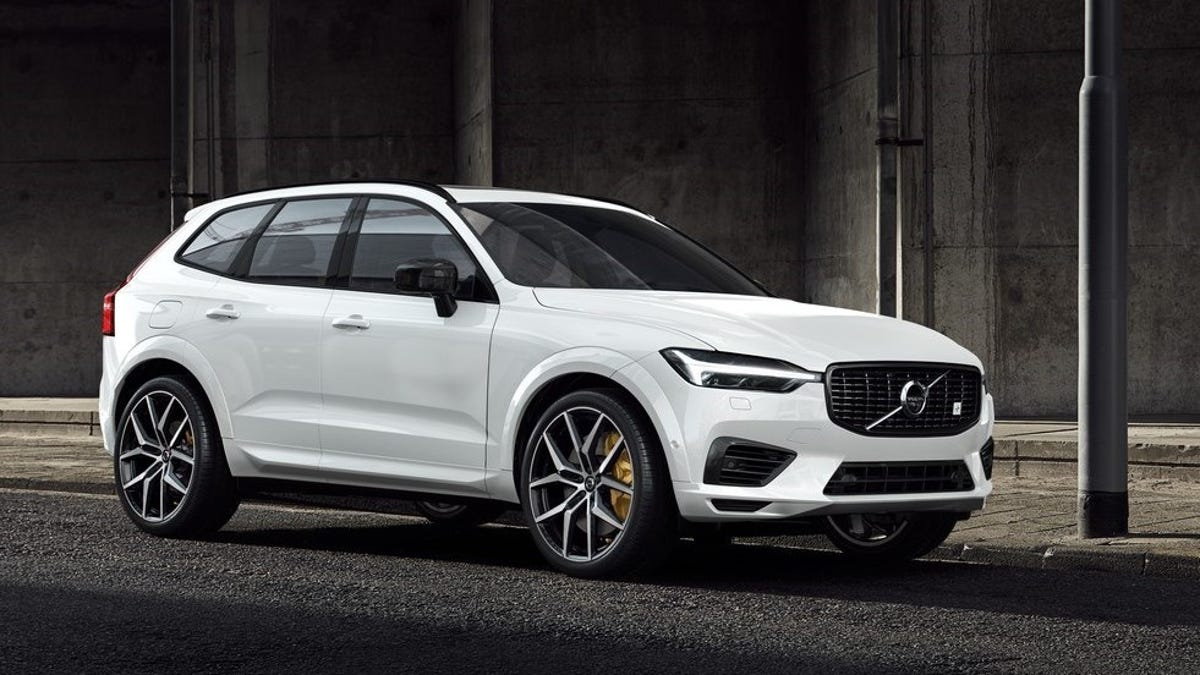Volvo s60 polestar 2020