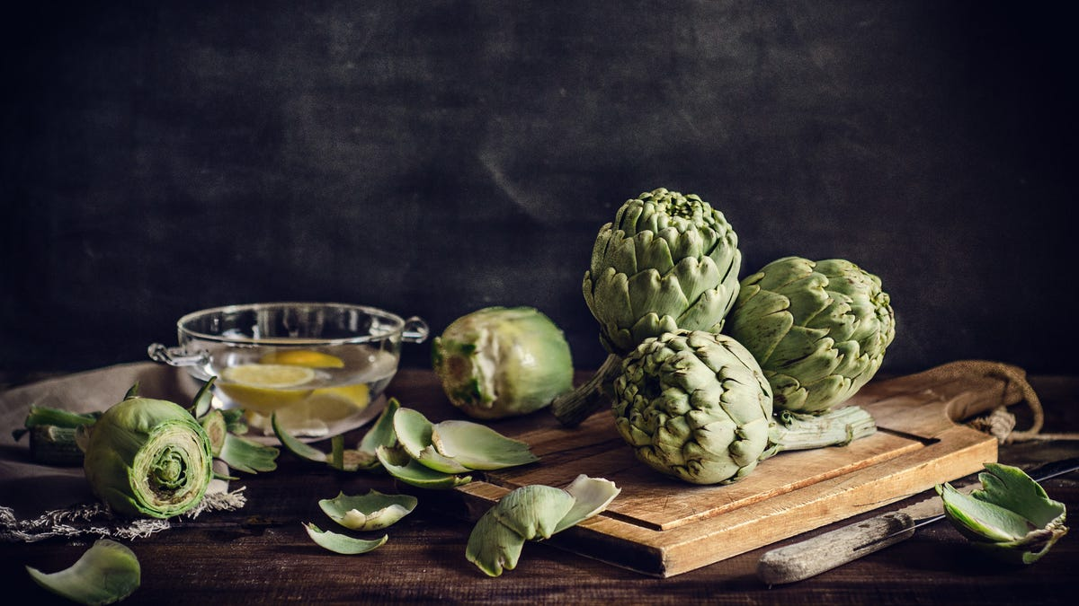 How to clean and cook an artichoke, a surprisingly simple project with huge payoff