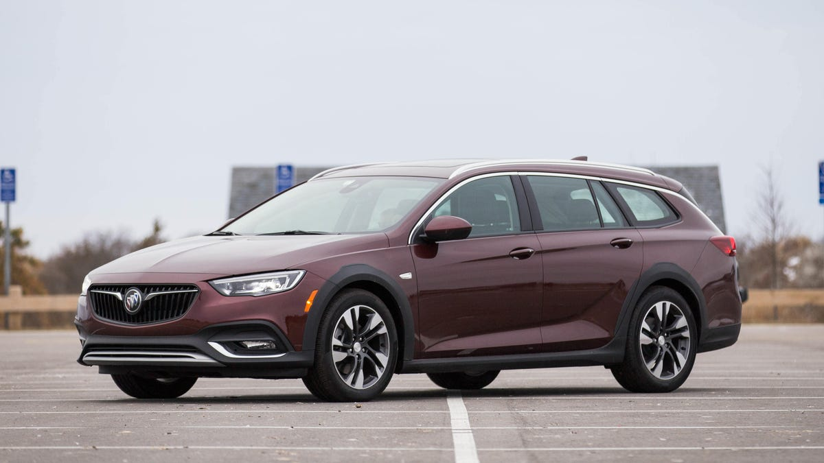 Dead: All Buick Regals, Including The TourX Wagon Too