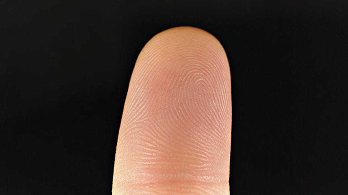 Hackers Say They Can Copy Your Fingerprint From Just a Photograph