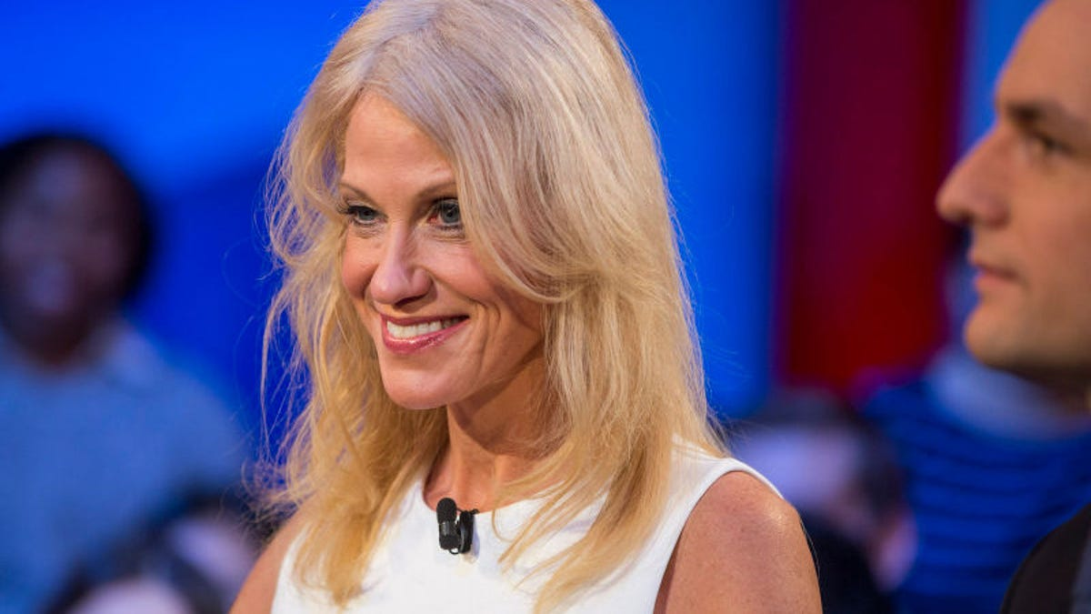 Alisyn Camerota Nude kellyanne conway thinks donald trump is going to have plenty