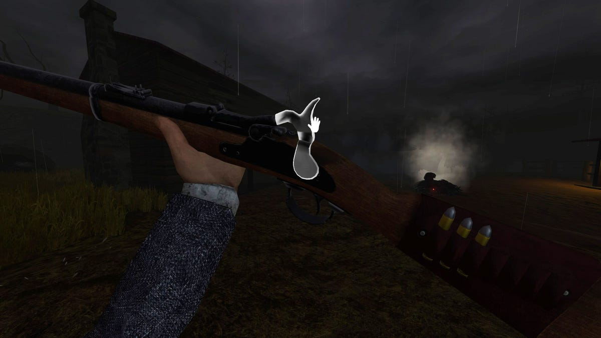 A Horror Game Where Reloading Is The Scariest Part