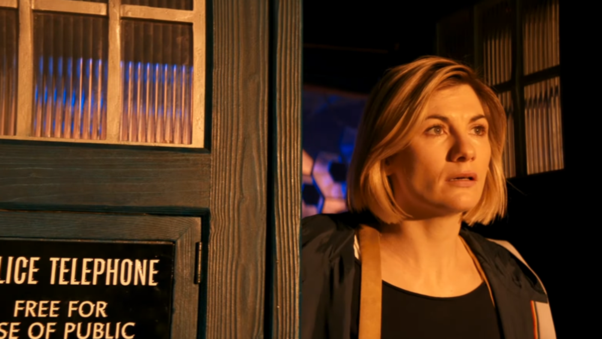 Doctor Who Reveals New Year's Day Return in New Teaser