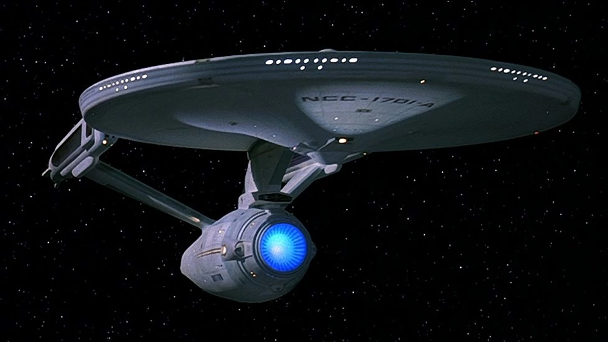 This Video Explores Why the Star Trek Movie's Enterprise Design Is So Clever