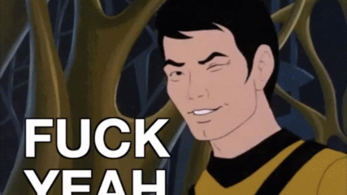 'Swear Trek' Provides the Cursing Star Trek Crew We All Deserve