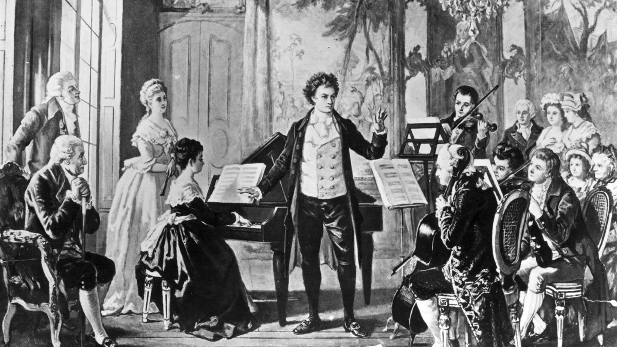 Twitter Is in a Frenzy Over Resurfaced Article About Beethoven's Possible Blackness