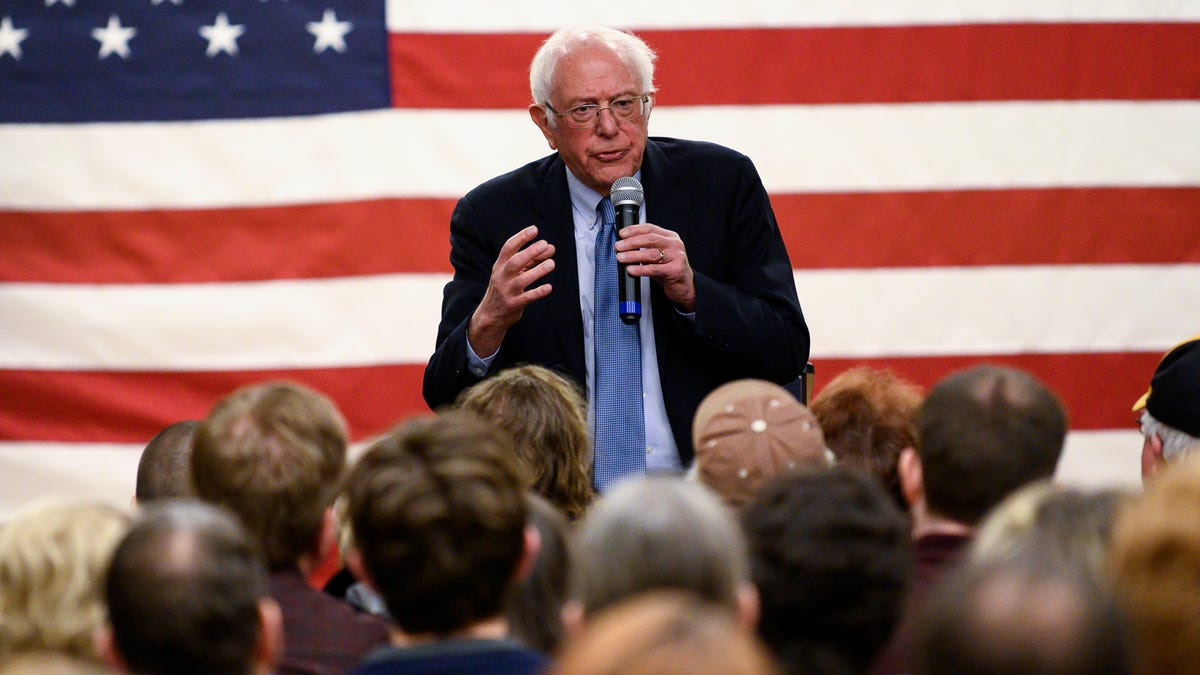 CNN Reveals Bernie Sanders Running For President Of Country With History Of Sexism
