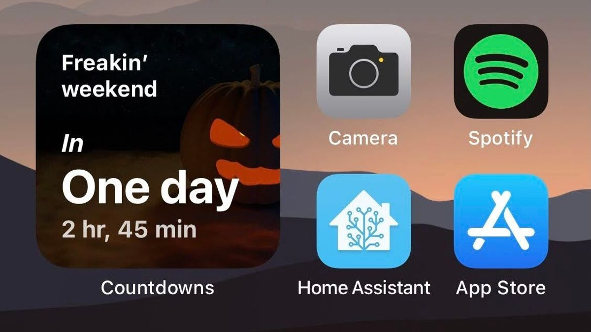 How to Create a Countdown Widget in iOS 14