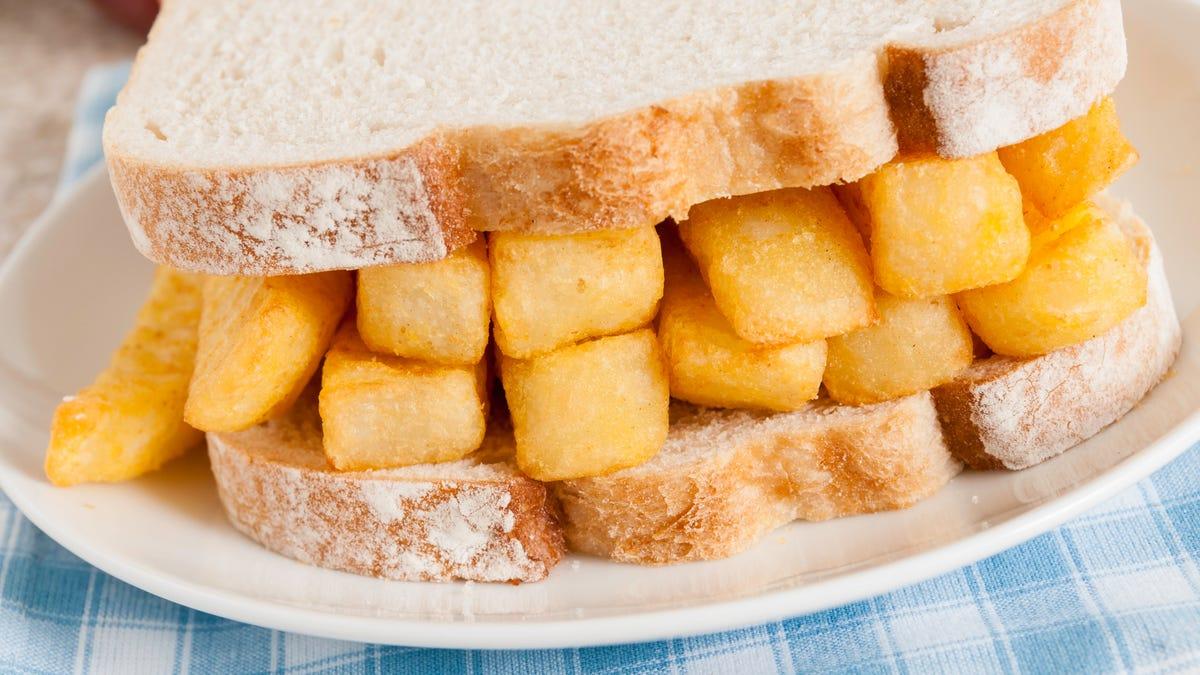 Put a Potato in Your Sandwich