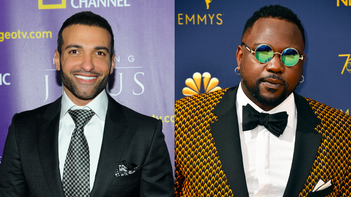 Marvel's First Big-Screen Queer Couple Will Be Eternals' Haaz Sleiman and Brian Tyree Henry