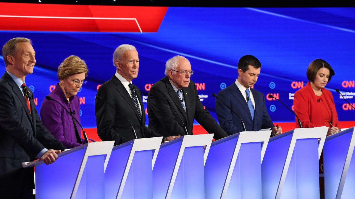 How To Watch Tonight S Democratic Presidential Debate