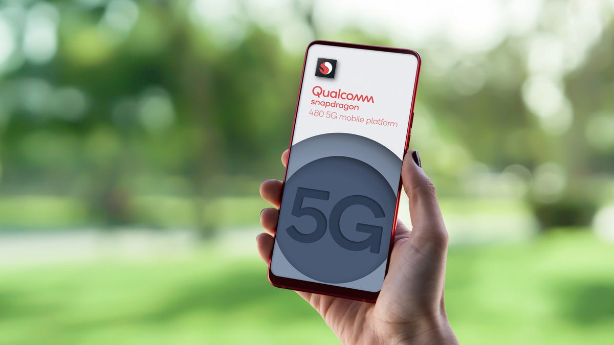 Cheaper 5G Phones Are on the Way Thanks to Qualcomm's New Snapdragon 480 CPU