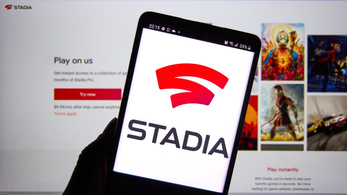 Play These Games With Your 30-Minute Free Trial of Google Stadia