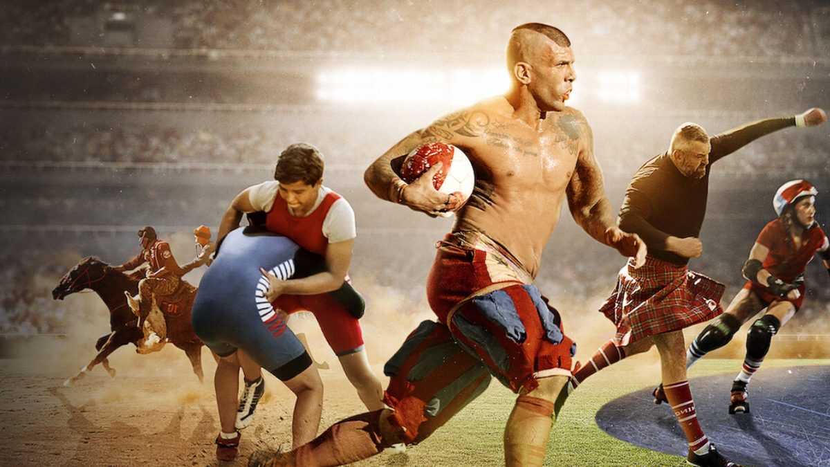 Home Game Profiles Some of the Wildest Sports You Didn't Know Existed