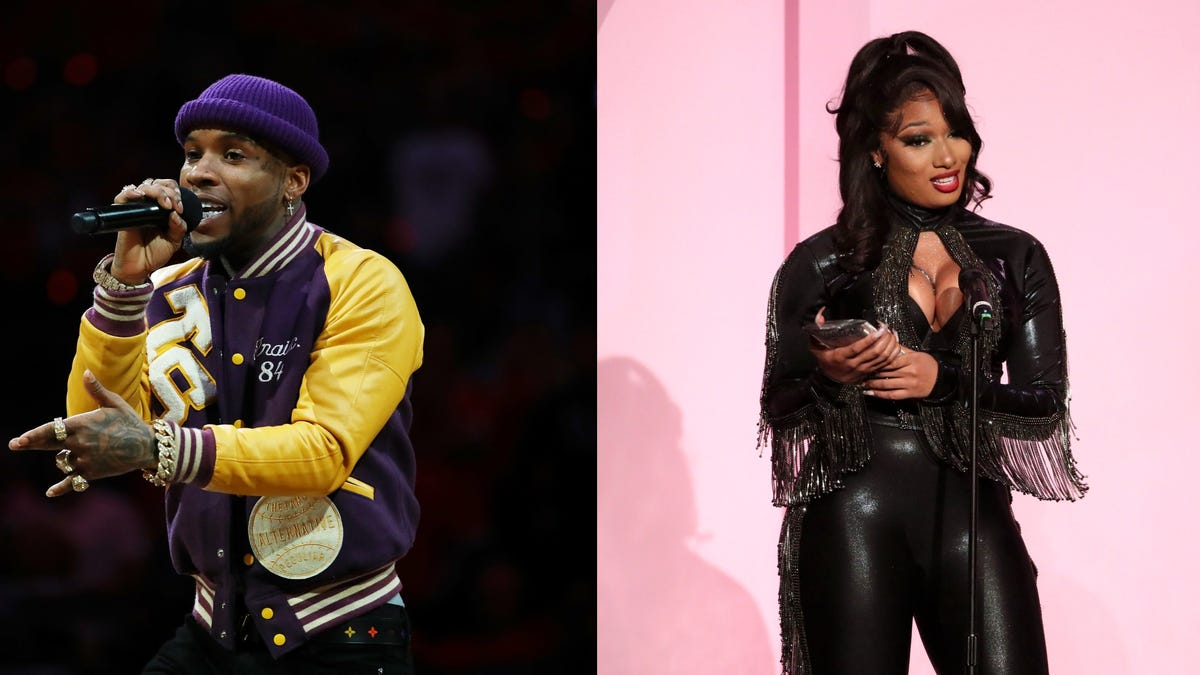 Judge Orders Tiny Troll to Stay at Least 100 Yards Away From Megan Thee Stallion - The Root