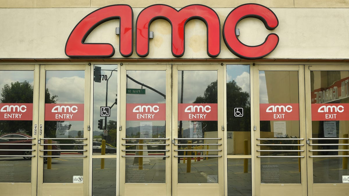 """AMC Theatres has """"substantial doubt"""" it can stay in business"""