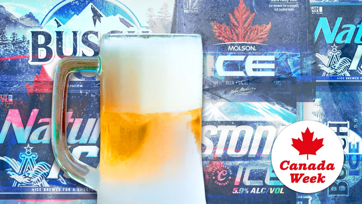 Thanks, Canada, for the ice beers