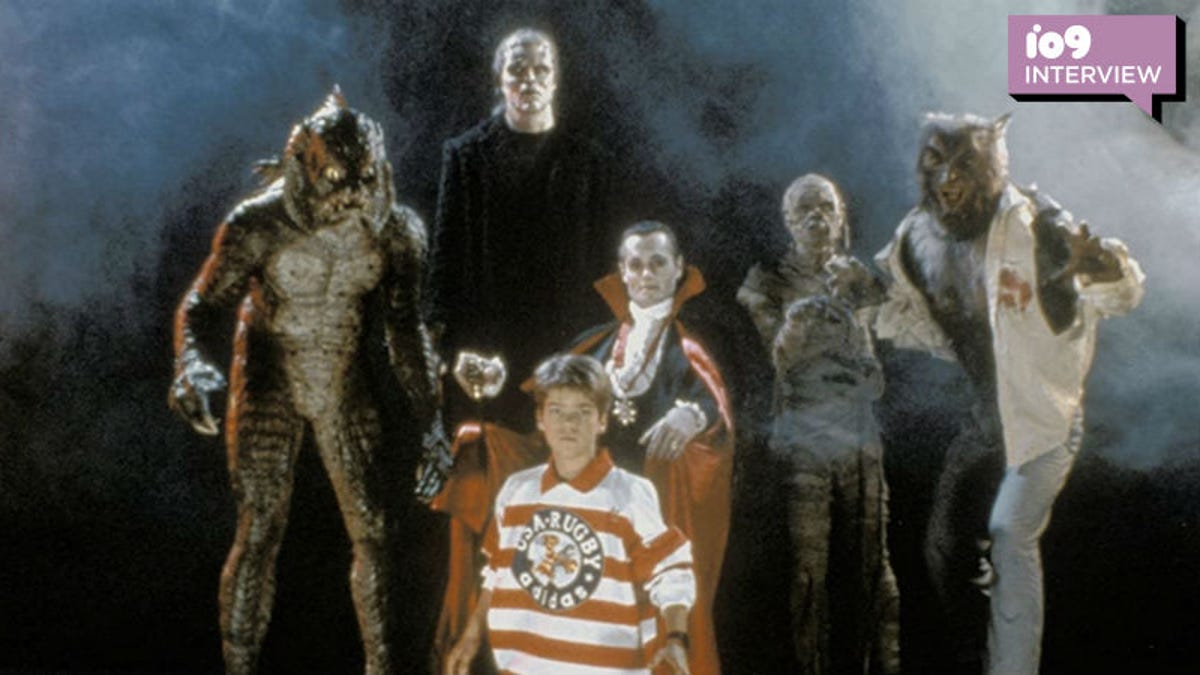 Monster Squad's Star Remembers Feeding the Mummy and Other Tales From Making the Cult Classic