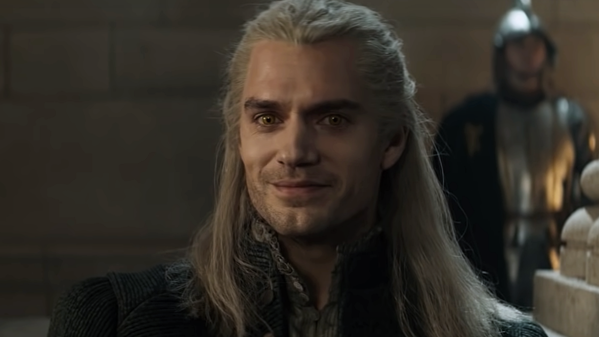 The Witcher's Blooper Reel Declares Henry Cavill a 'Sexy Greased Pig'