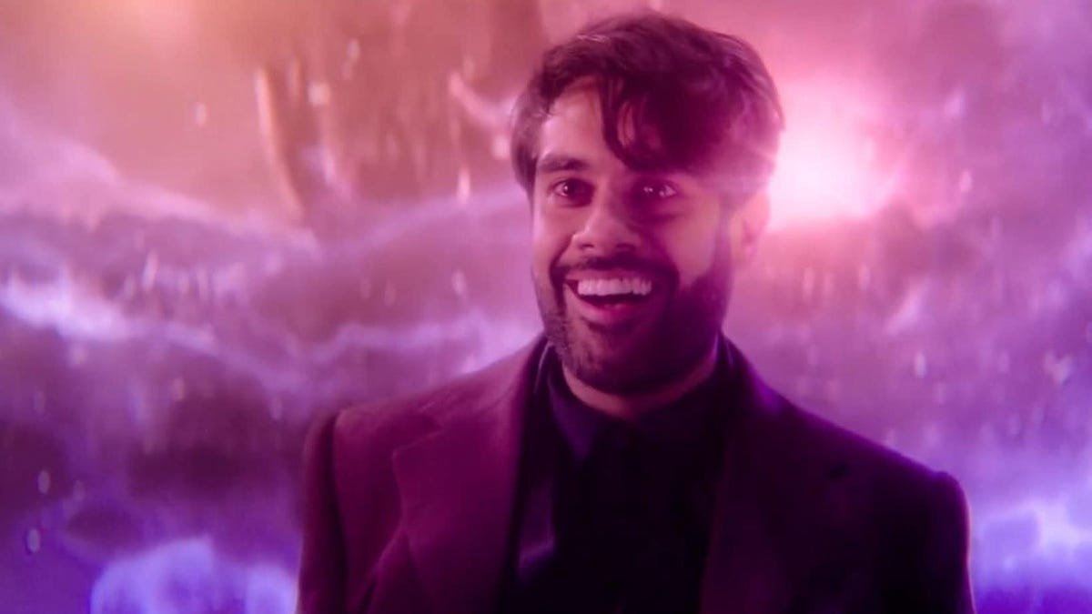 Doctor Who's Sacha Dhawan Talks About Going From Recreating History to Making It