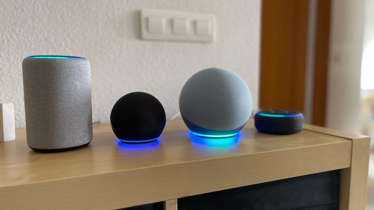 Probamos los Amazon Echo de 4ª generación: no solo cambia el diseño