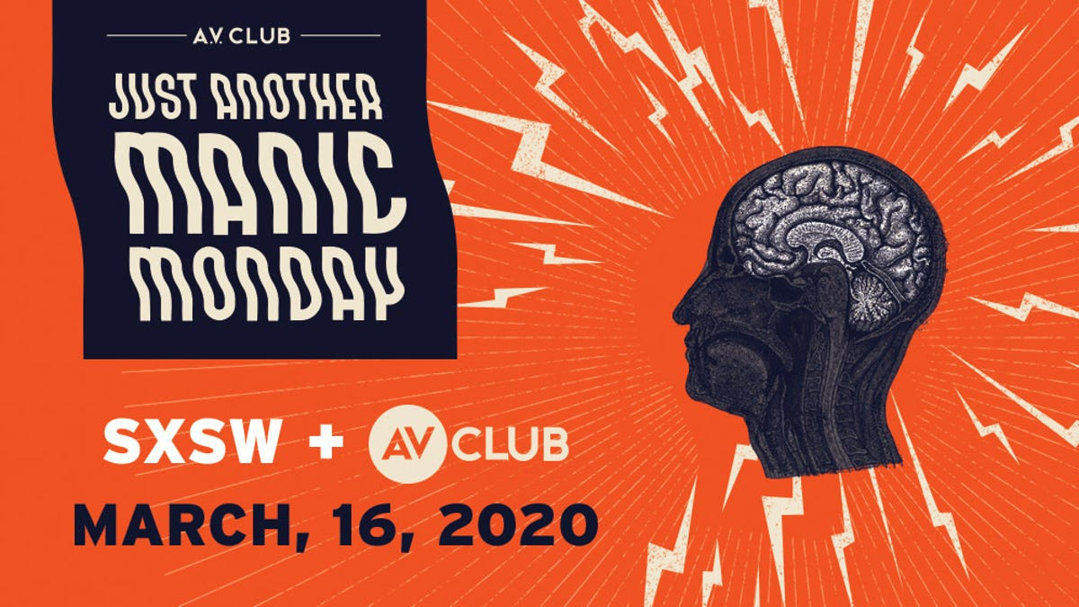 Join us for The A.V. Club's 2020 SXSW party