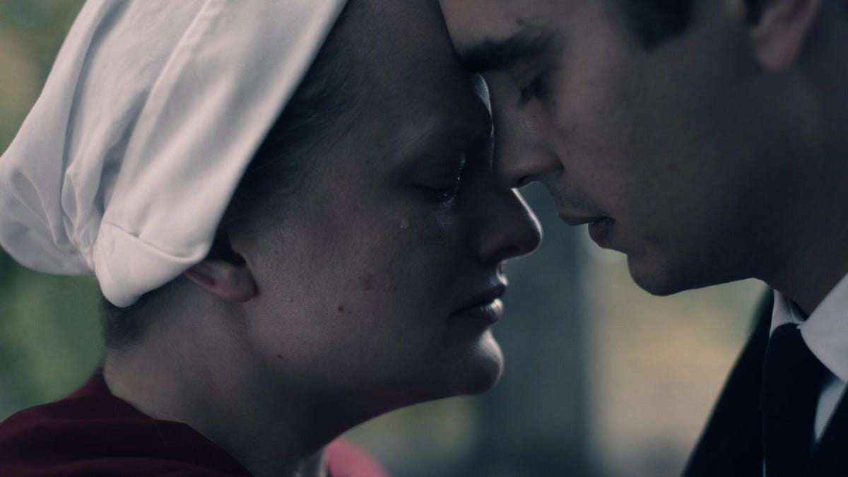 June buys into her own hype a little too much on The Handmaid's Tale