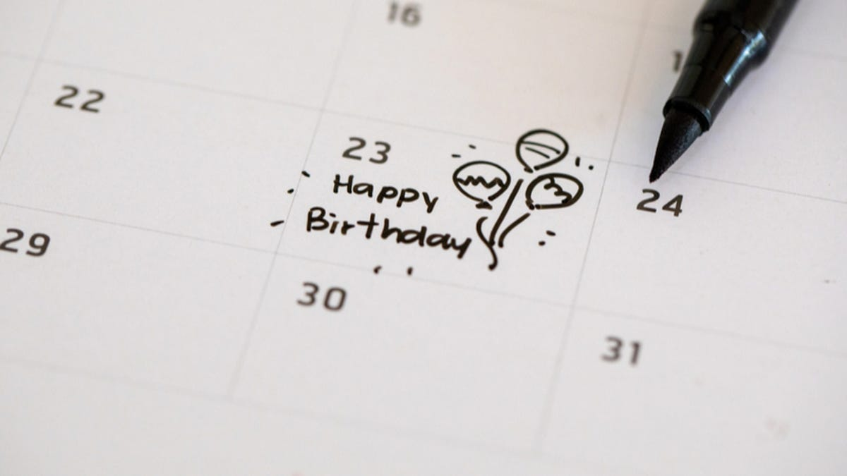Start Money Goals on Your Birthday, Not January 1st