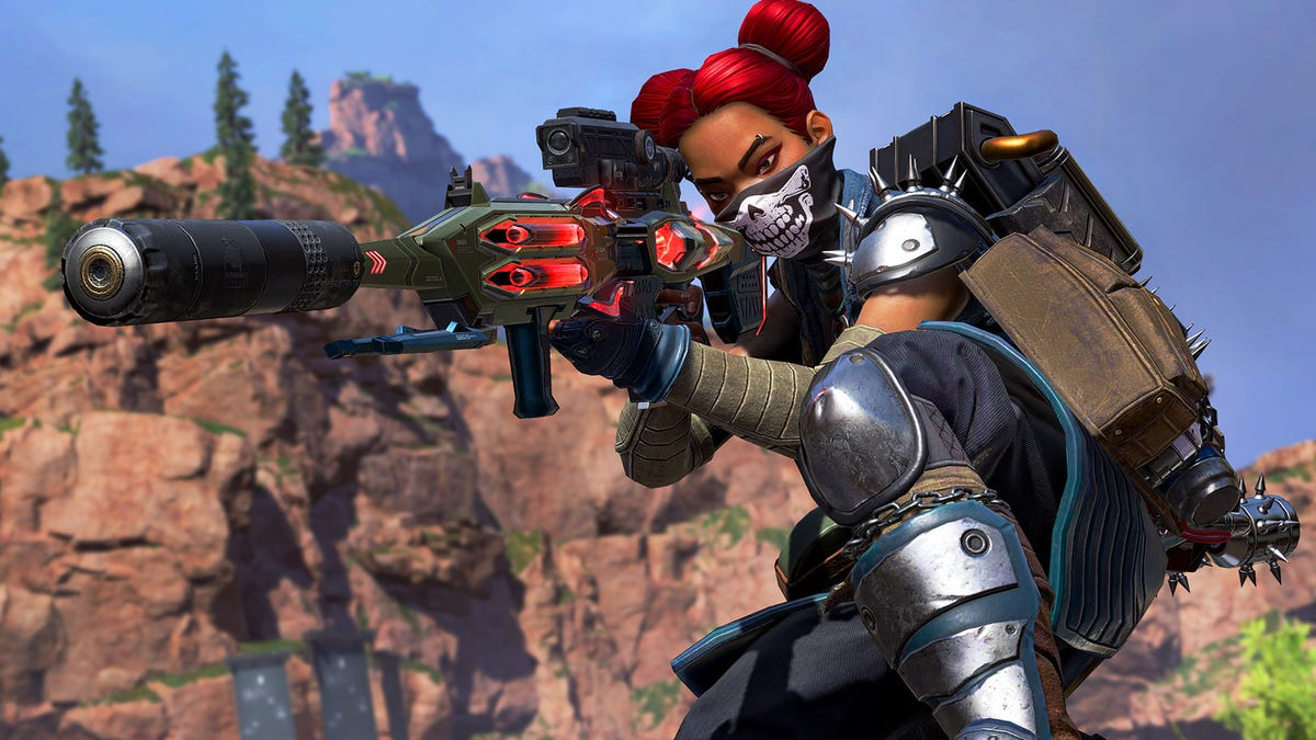 Apex Legends Drops Onto Switch On March 9