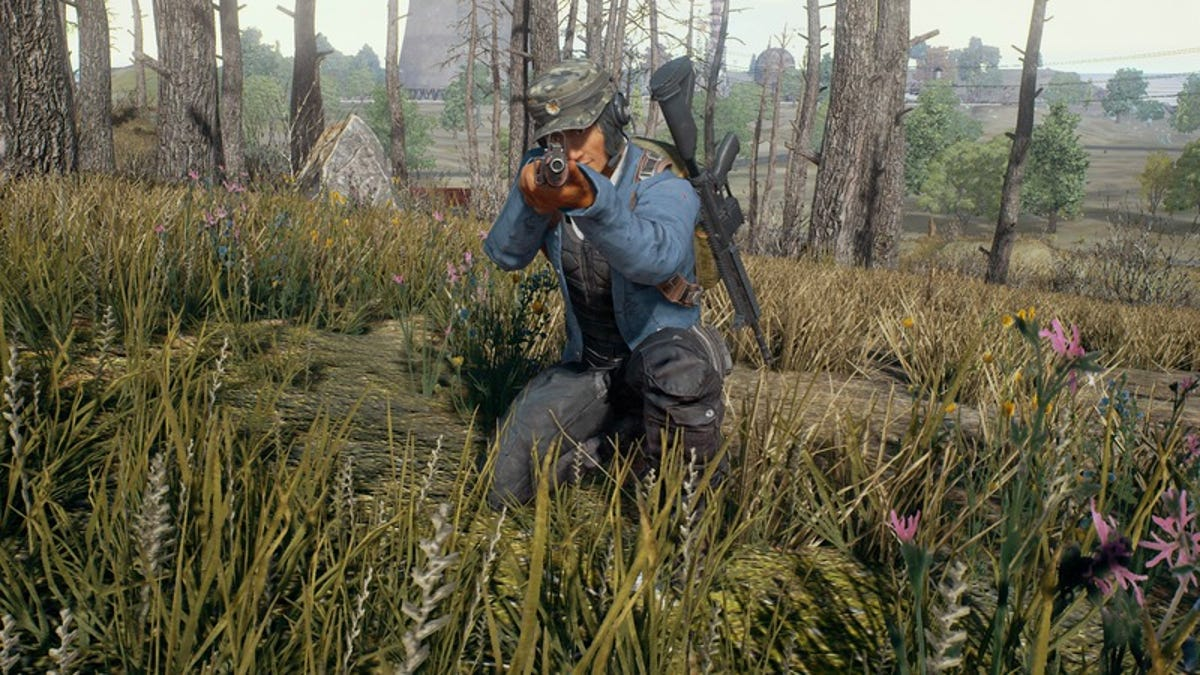 Battlegrounds looks like a shooter, but it's the scariest horror game in years