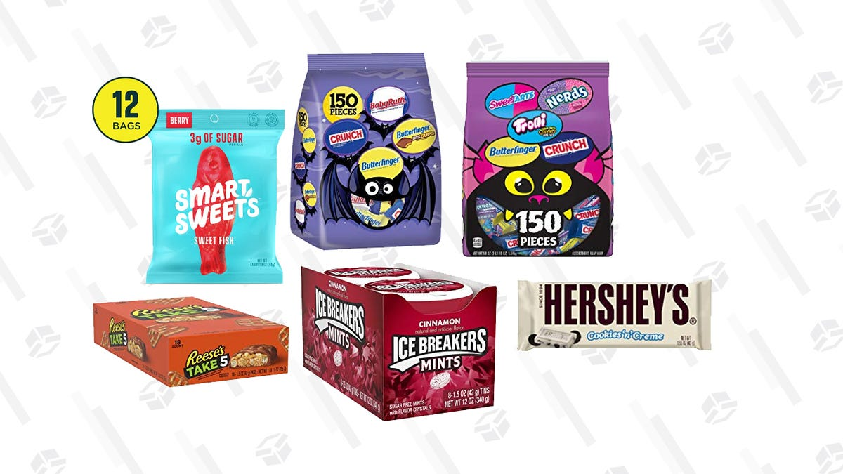 Stock Up on Halloween Chocolates With This One Day Sale