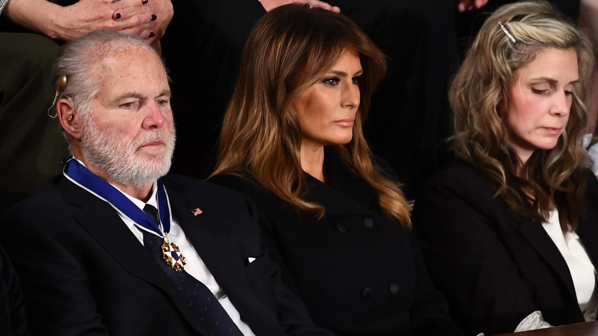 Rush Limbaugh Admits Presidential Medal Of Freedom Less Of An Honor Knowing That Rosa Parks, Maya Angelou Also