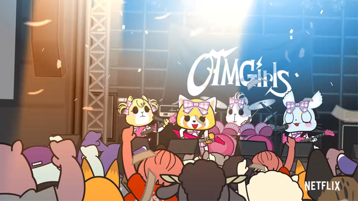 Only J-Pop Can Save Aggretsuko Now