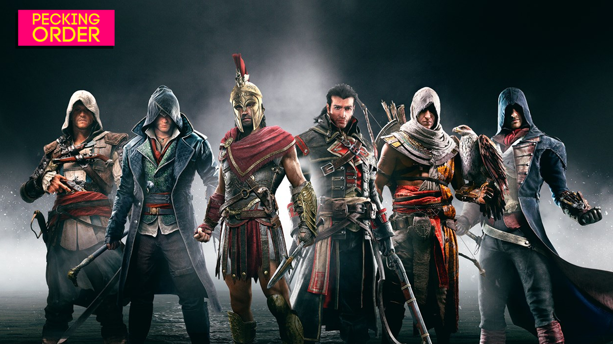 Let S Rank The Assassin S Creed Games Worst To Best