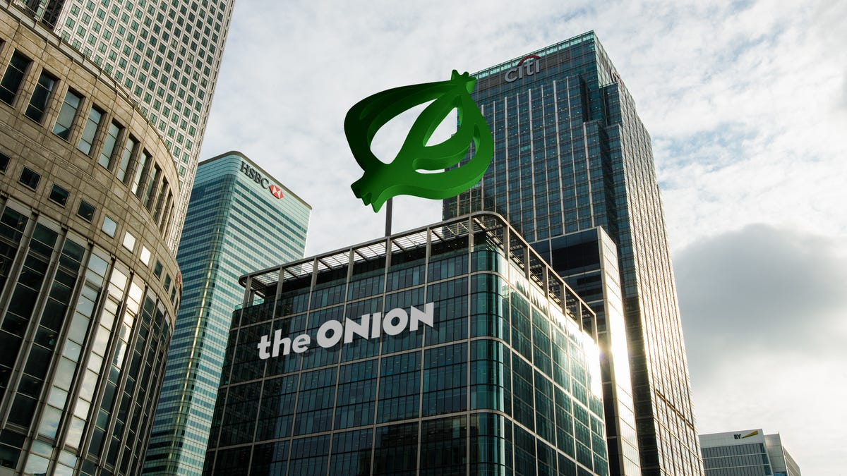 'The Onion' Launches New Cover-Up Desk To Suppress Today's Most Damning Stories
