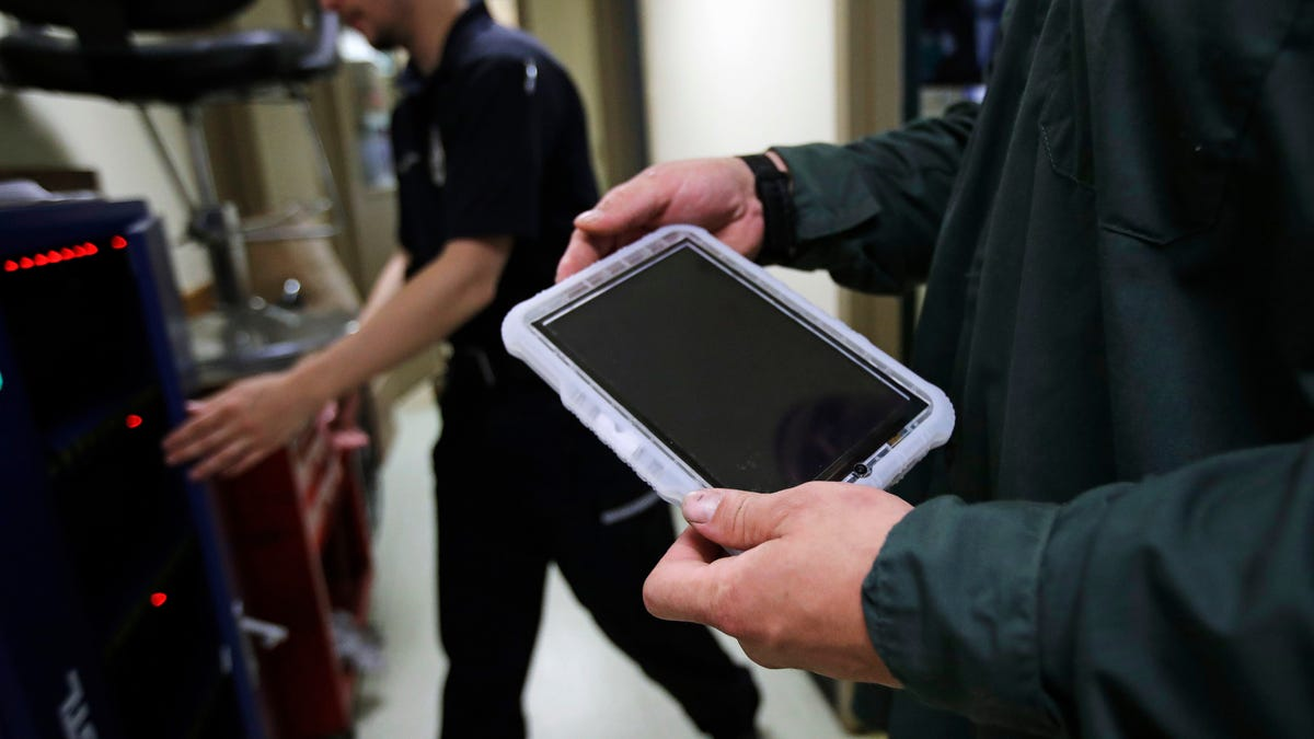 Bloodsucking Prison Telecom Is Scamming Inmates With 'Free' Tablets